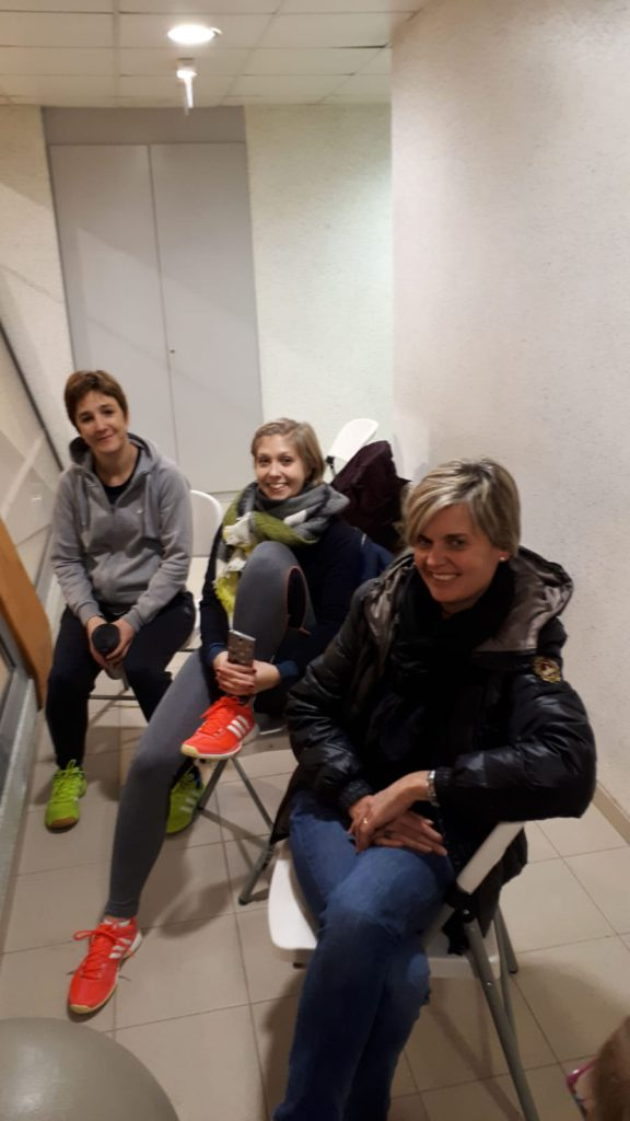 Phase finale championnats senior hiver 2019