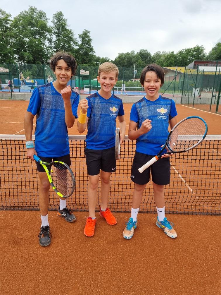 Champions d'Alsace !!!